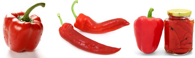 За да бъдете здрави – хапвайте червени чушки